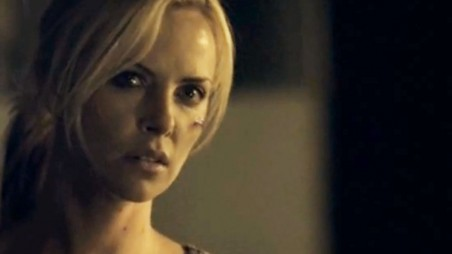charlize theron killers video