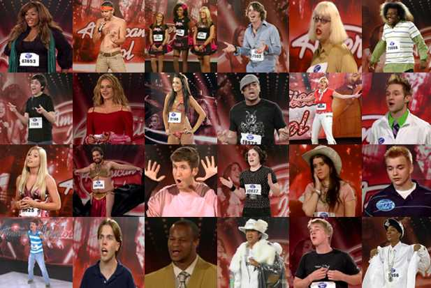 20 worst american idol auditions