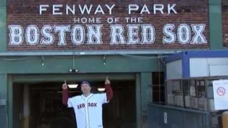 red sox guy