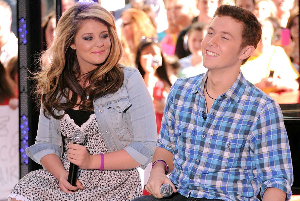 scotty mccreery and lauren alaina dating interviews
