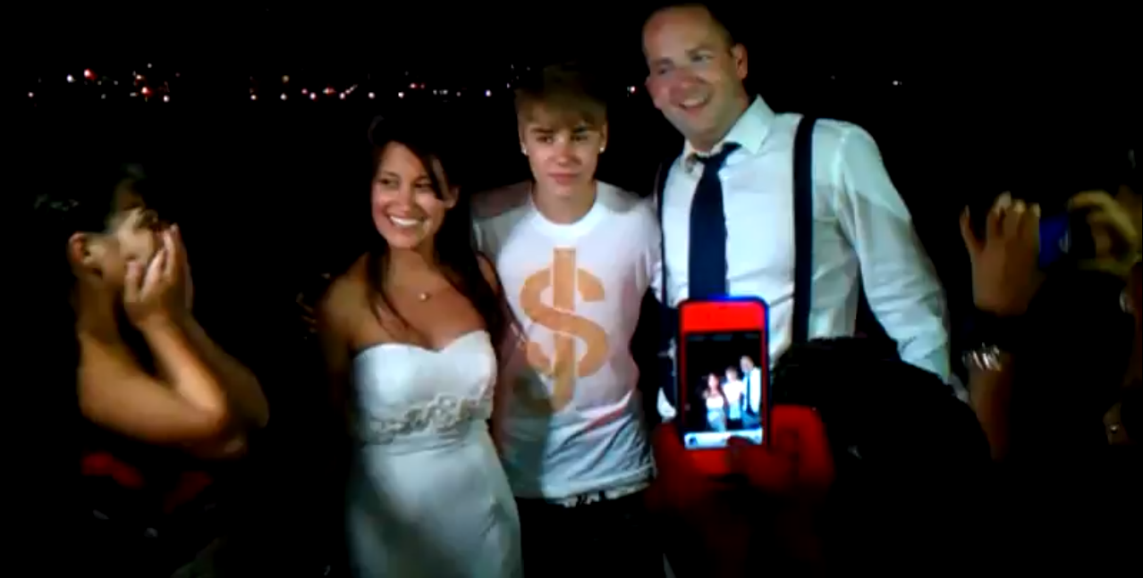 BieberWedding