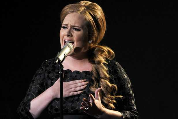adele vmas someone like you