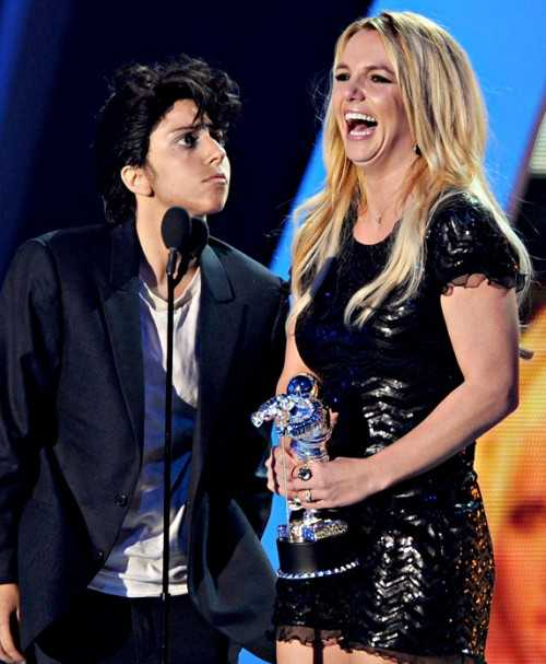 lady gaga britey spears vmas