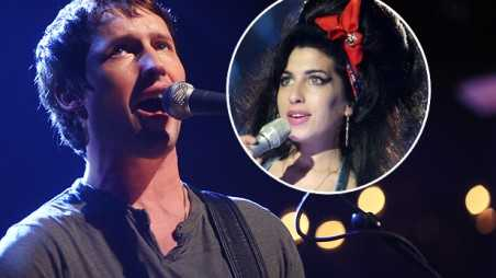 amy winehouse charts james blunt
