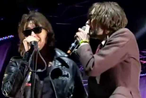julian casablancas, jarvis cocker