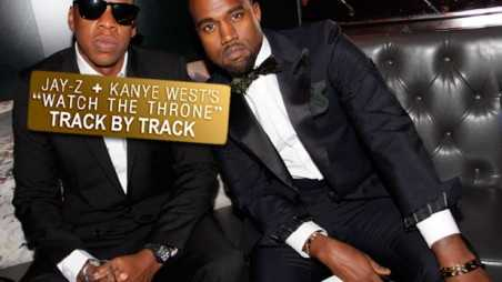 kanye west jay-z watch the throne
