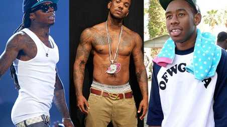 lil wayne the game tyler the creator song