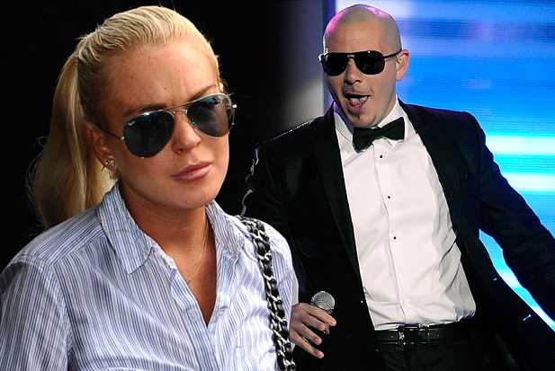 lohan pitbull lawsuit
