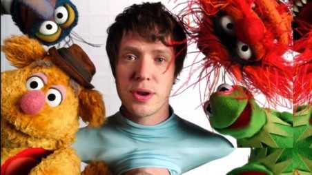 ok go muppets video movie