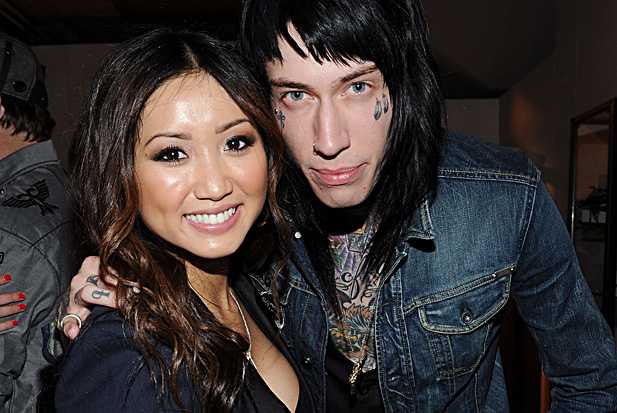 trace cyrus brenda song baby pregnant