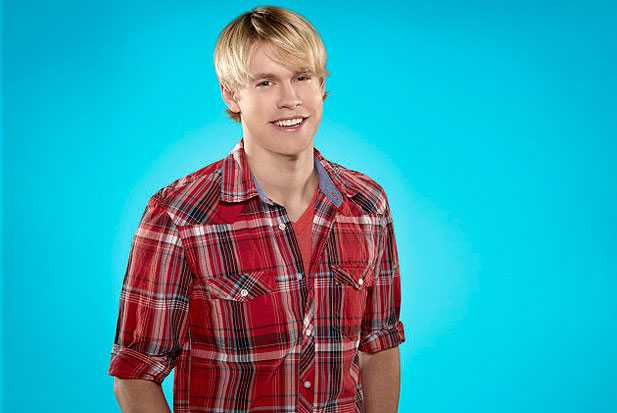 chord overstreet of glee
