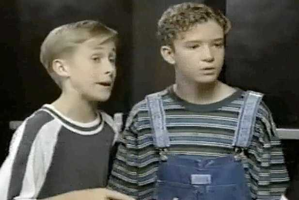 justin timberlake ryan gosling extreme mickey mouse club t.i.