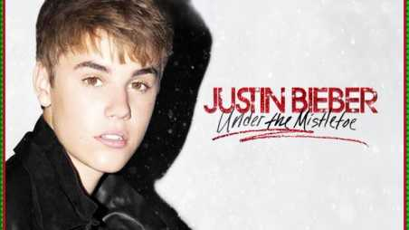 justin bieber under the mistletoe download