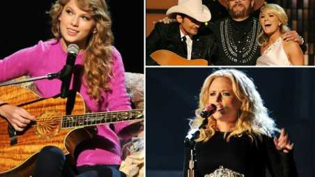 taylor swift miranda lambert hank williams blake shelton