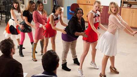glee I kissed a girl katy perry