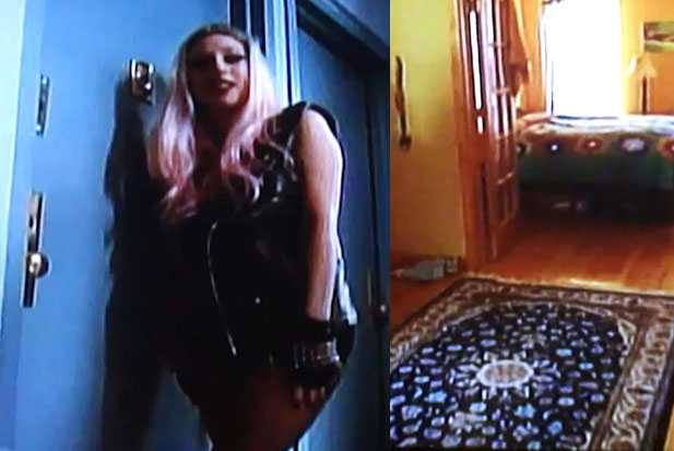 lady gaga's old apartment new york city