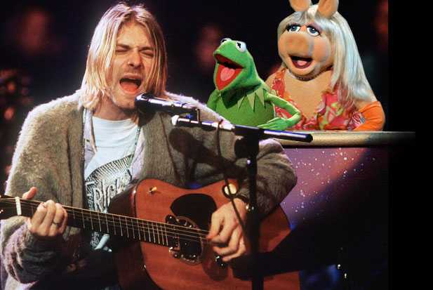 "Because this is the year of people covering ""Smells Like Teen Spirit""?it is ..."