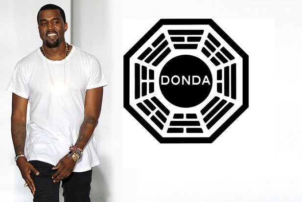 kanye west new project Donda dharma LOST twitter