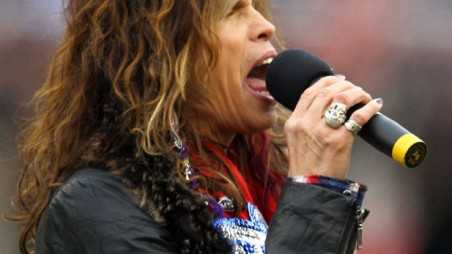 steven tyler sings national anthem fail