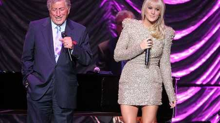 tony bennett carrie underwood