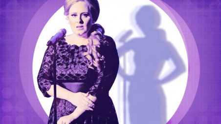 adele grammys weight issue body image throat