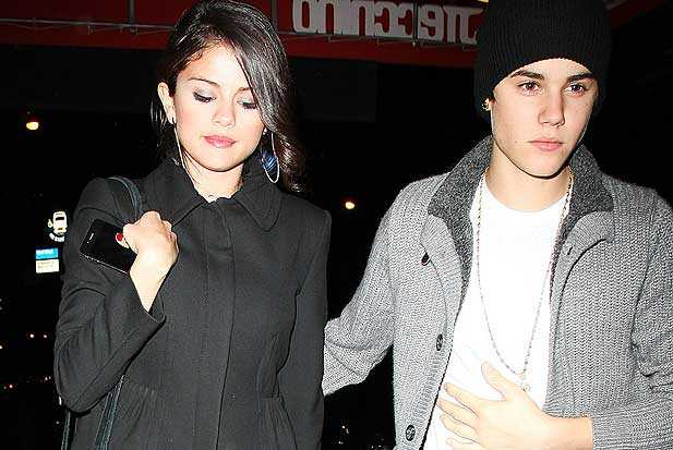 Bieber and Selena and grammys
