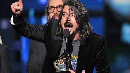 Dave Grohl grammy rant