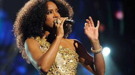 kelly rowland whitney houston
