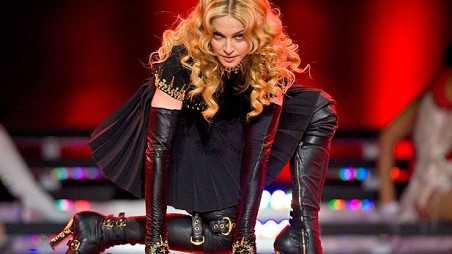 madonna superbowl performance