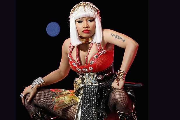 nicki minaj super bowl new singles