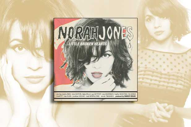 Norah Jones Broken little hearts new album