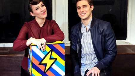 karmin magic box interview