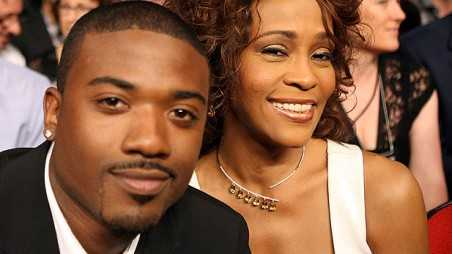 ray j and whitney houston relationship