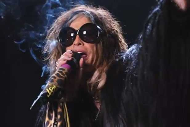 "STEVEN TYLER Says Aerosmith Is ""Back"" On New Album"