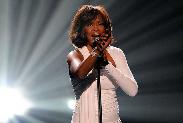 whitney houston funeral details info