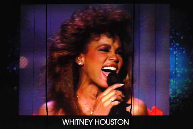 whitney houston funeral details date