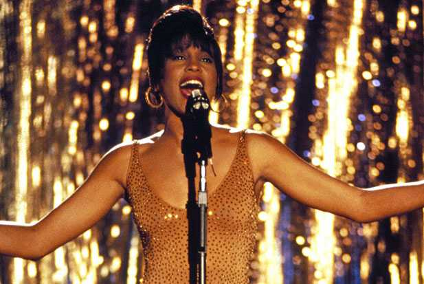 whitney houston I will always love you official video