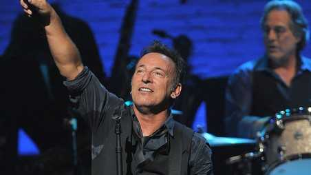 Bruce Springsteen Adele charts