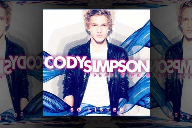 cody simpson so listen new song album