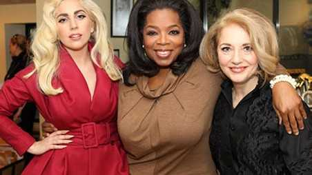 lady gaga oprah exclusive interview video