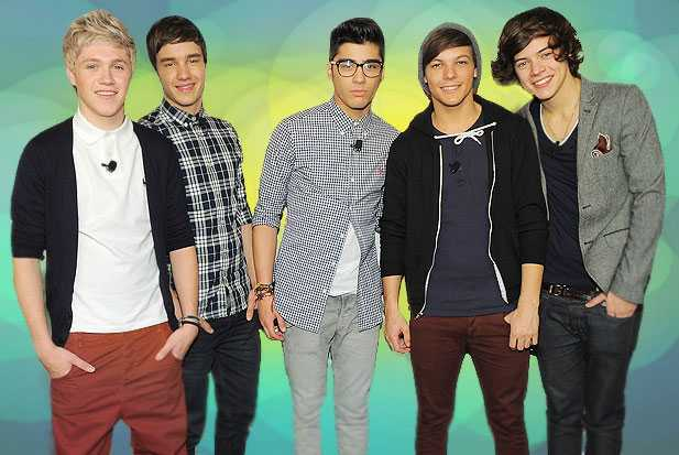 Exclusive One Direction Photos Exclusive One Direction Takes