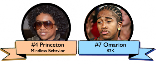 The Great Boy Band Hair-Off, Final Four: Princeton vs ... B2k And Mindless Behavior