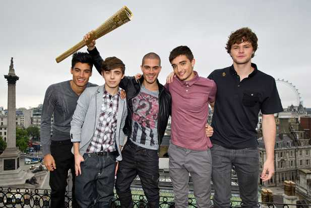 the wanted olympics 2012 London ceremony performance