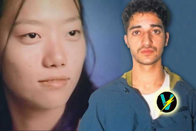 Hae Min Lee and Adnan Syed