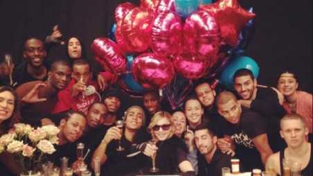 madonna-party