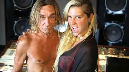 Ke$ha iggy pop picture