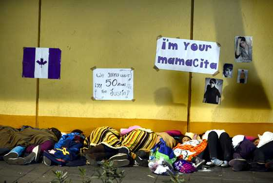 In The Day of Bieber - Mexico City