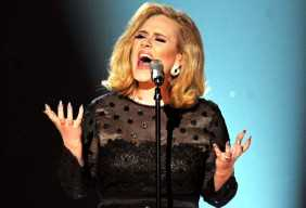 Adele's song saves girls life - holding