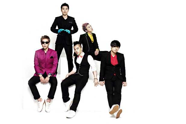 Gallery: Big Bang - holding