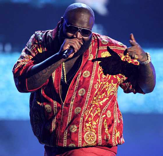 DJ Khaled featuring Rick Ross and Kanye West - embed 1